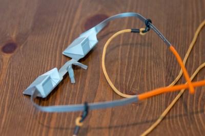 CU Belay Glasses