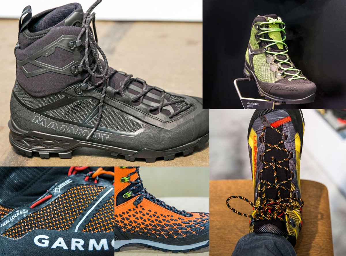 Summer OR 2018: Climbing & Mountaineering Boots