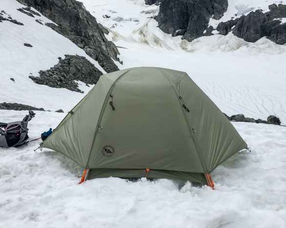 Big Agnes Copper Spur UL