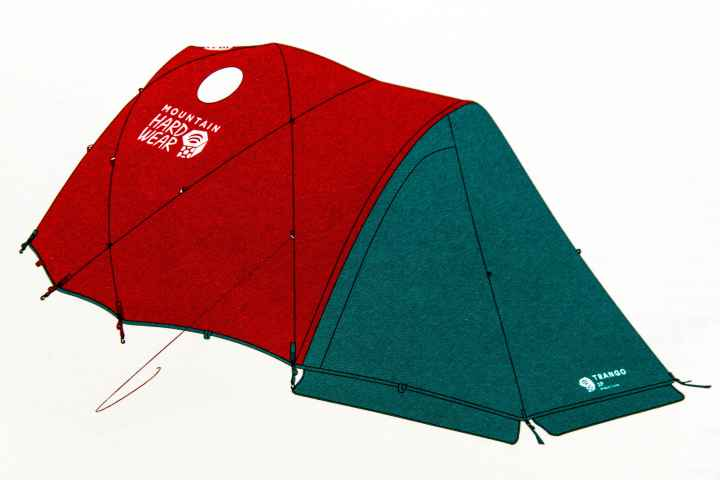 Mountain Hardware Trango Tent