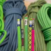 Comparison Review: Sub 9mm Climbing Ropes
