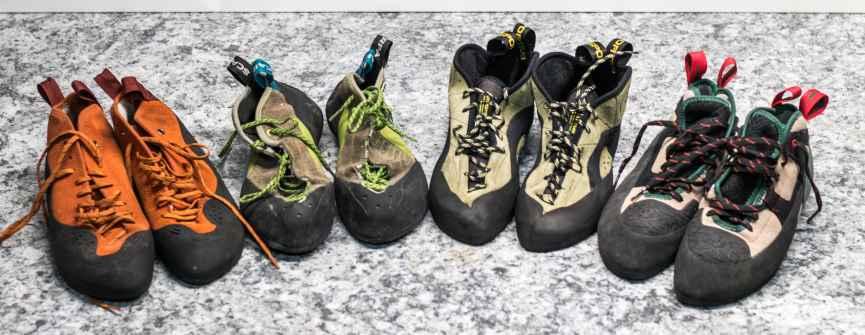 High Top Rock Shoes Comparison