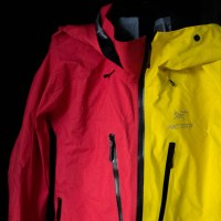 Arc'teryx Professional line of Jackets: Details, Fit & Features