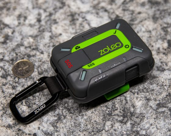 Zoleo Comms Device