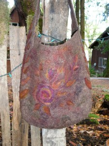 Engen gathering sack