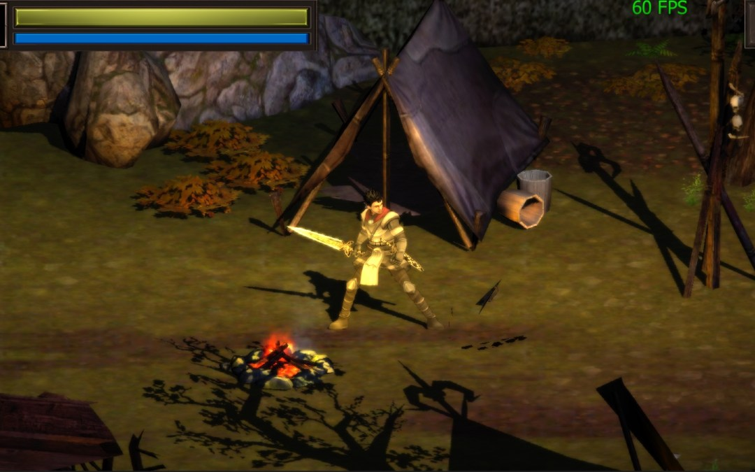 Persistence and Solo Development – An Interview with Billy Chan (Sword of the Guardian)
