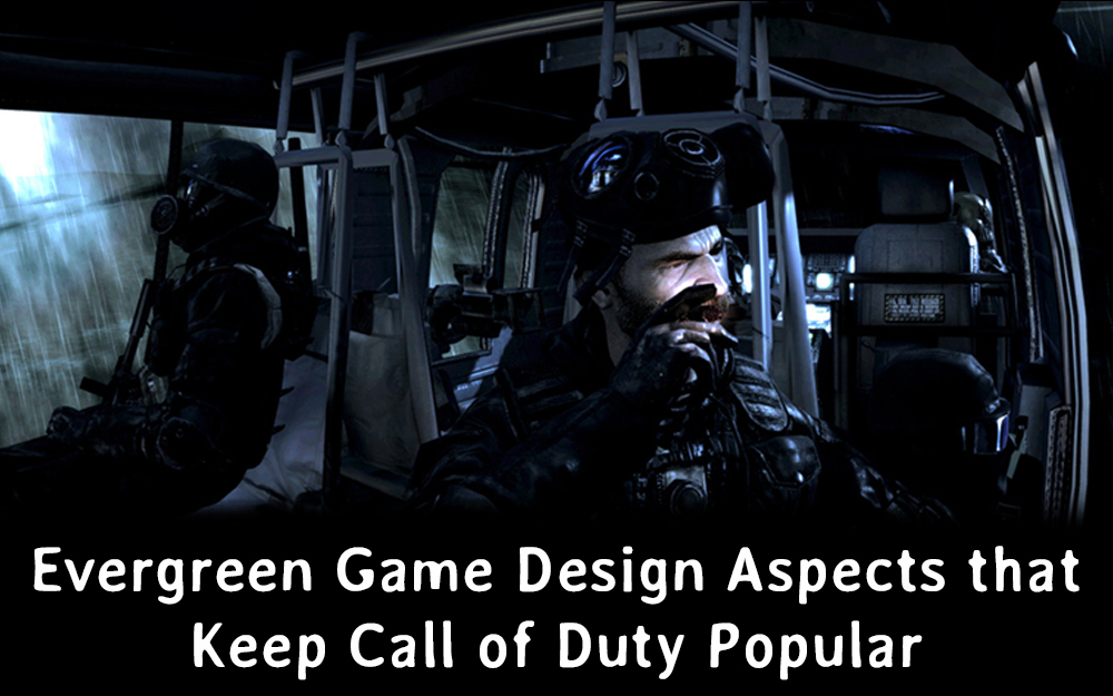 Evergreen Game Design: Aspects that Keep Call of Duty Popular