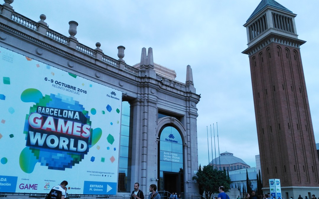 Barcelona Games World: The Most Important Gaming Event in Spain
