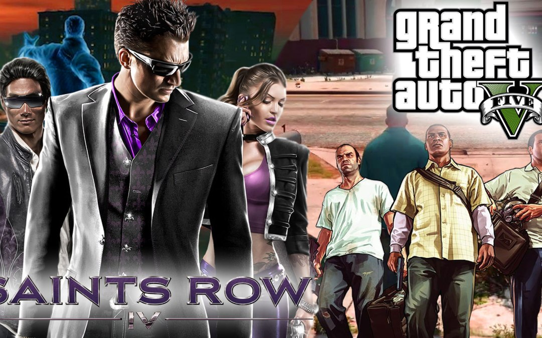 No Longer a Clone: 3 Ways Saints Row Differentiated Itself from Grand Theft Auto