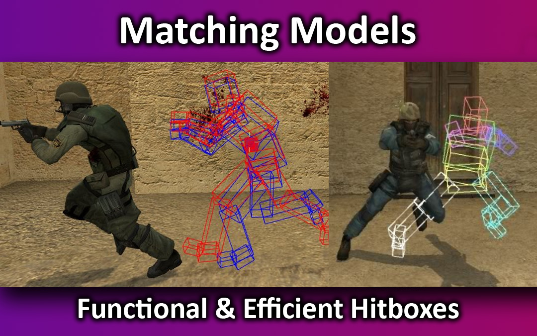 Matching Models: Functional & Efficient Hitboxes