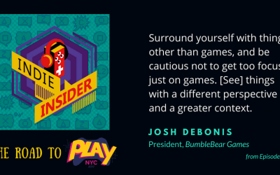 Indie Insider #46 – The Road to Play NYC, Week 2