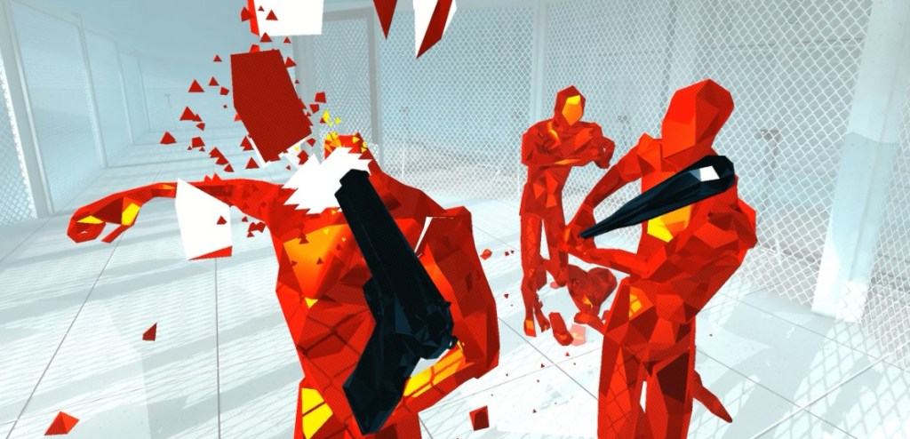 superhot game