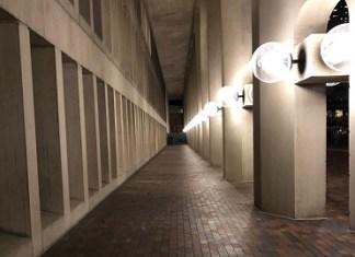 Christian Science Center Lights