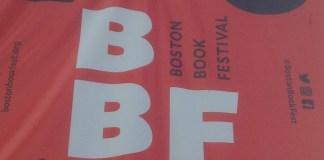 Boston Book festival poster