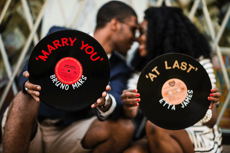 Chastity-6 Engagement Feature: AUC Love