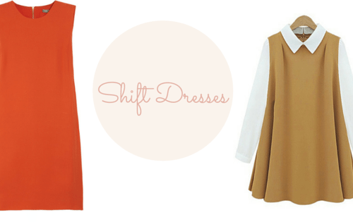 Southern Fashion Must Have: Shift Dresses
