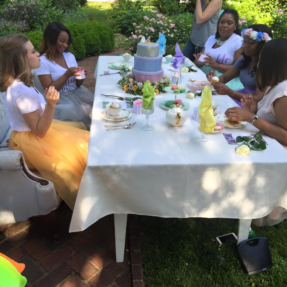 Southern Virginia Tea Party Black Southern Belle