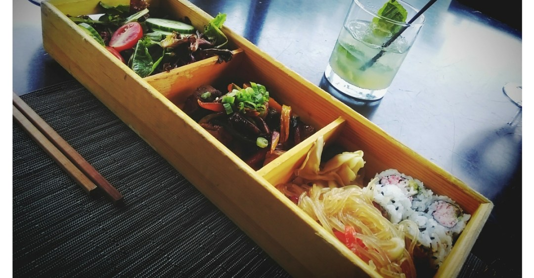 1 Asian Cuisine with Southern Charm
