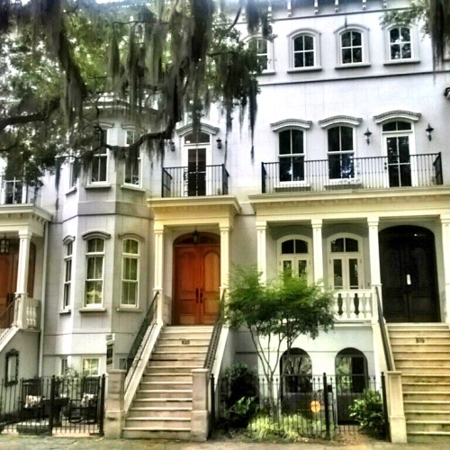 A Romantic Getaway: Savannah 77