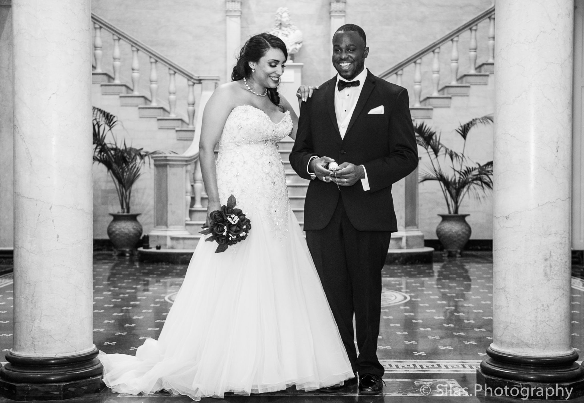Tennessee Wedding with a Unique Flair - Black Southern Belle