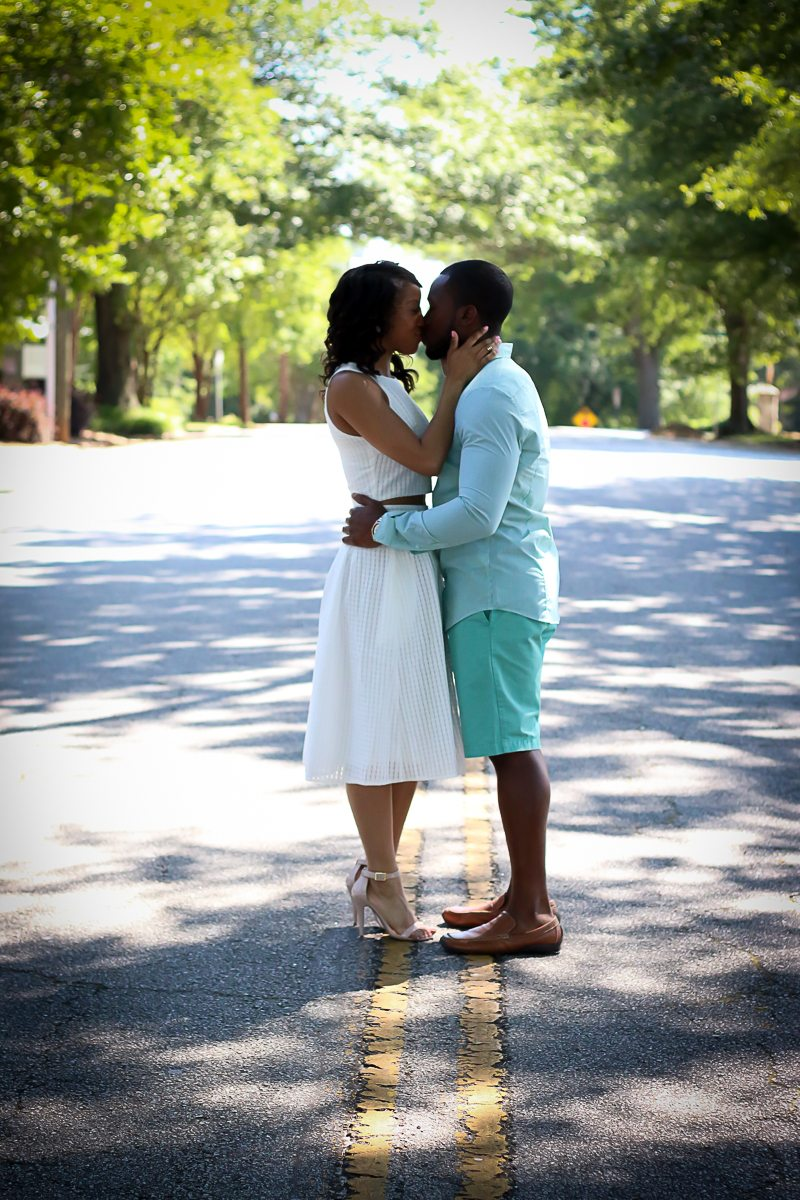 Engagement-11 South Carolina Bred Romance