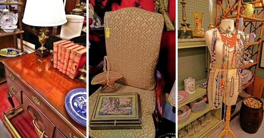 Antique Shopping in Mt. Pleasant, SC 25