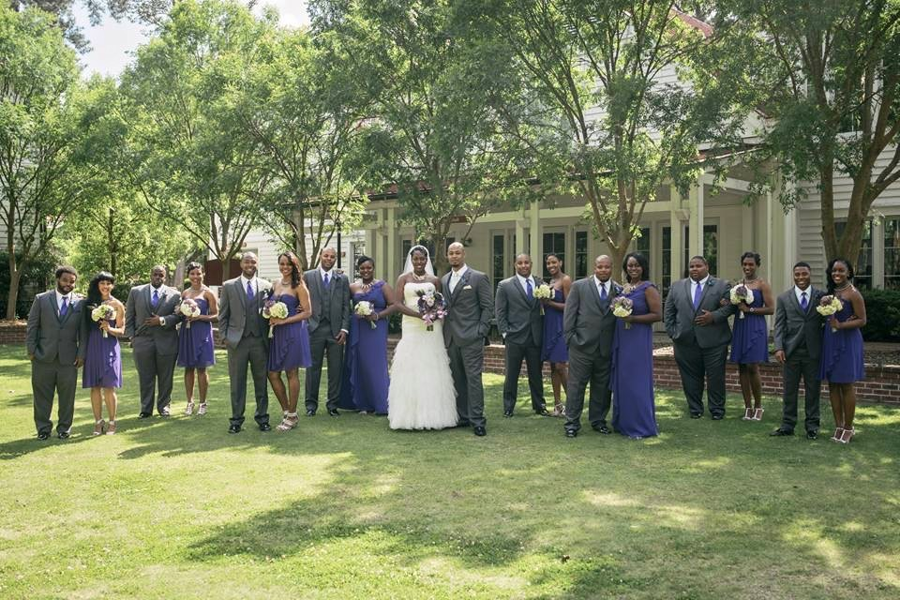 Kent and Kayla, South Carolina Nuptials 5