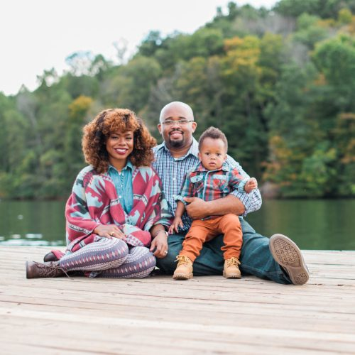 Knoxville Waterfront Family Photo Shoot 51