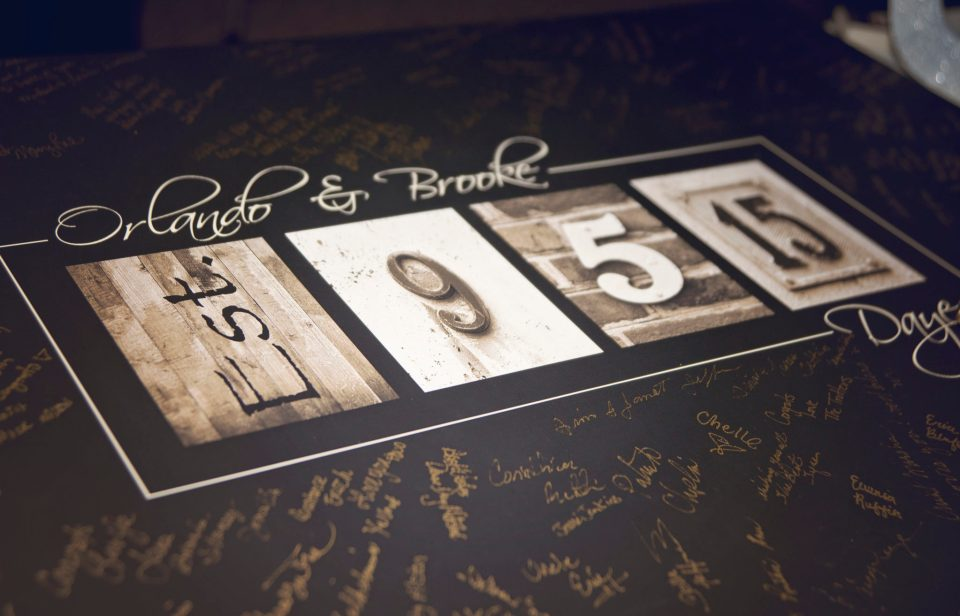 Guest-Book-960x616 Southern Love with North Carolina Flair