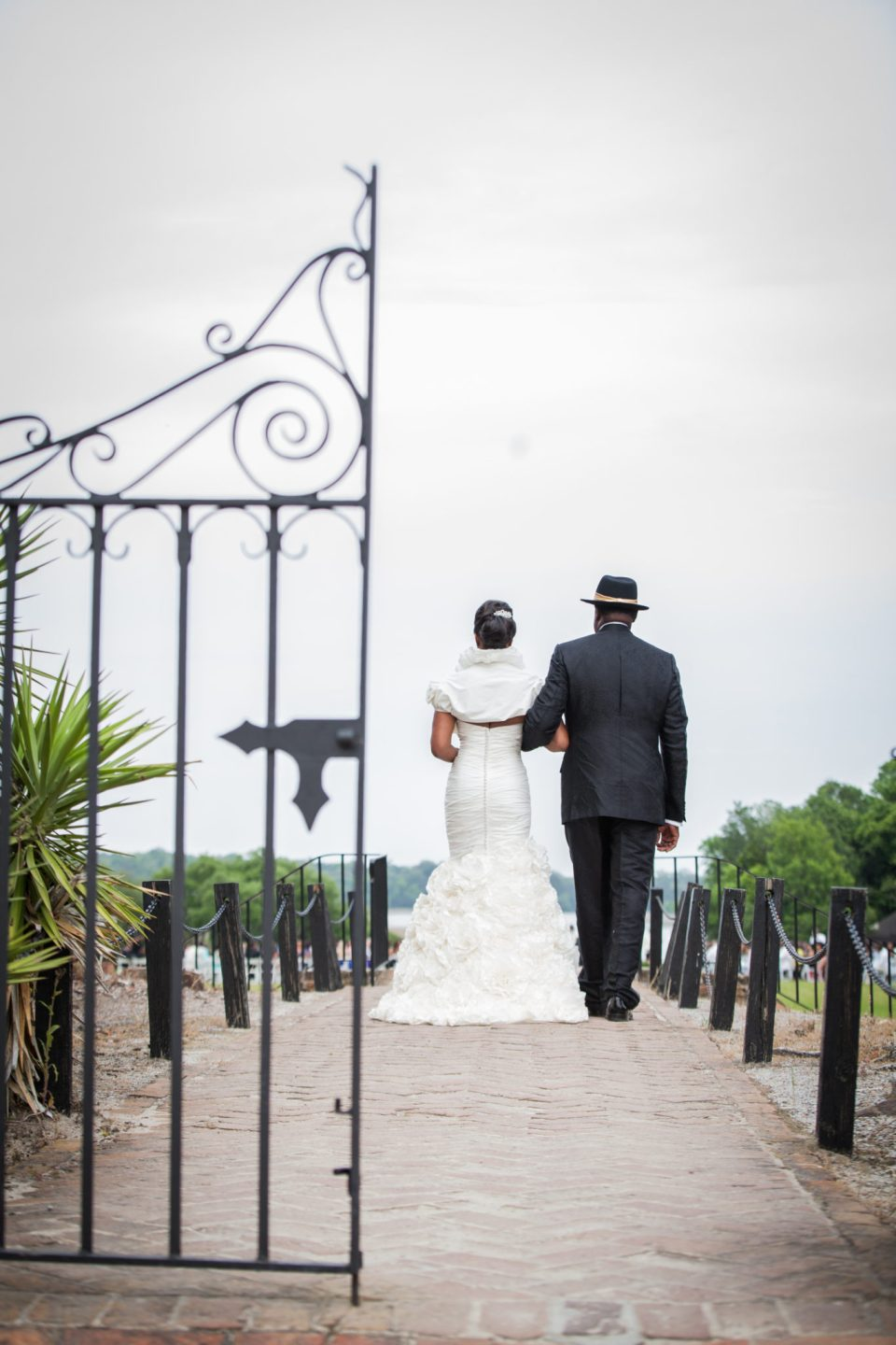 Low Country Wedding with a Great Gatsby Twist - Black Southern Belle
