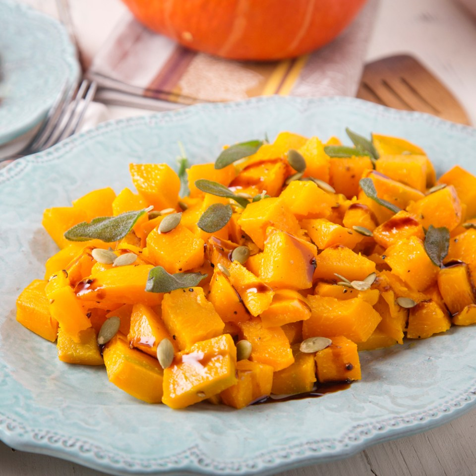 roasted-pumpkin-960x960 Fall Recipes for  Southern Entertaining