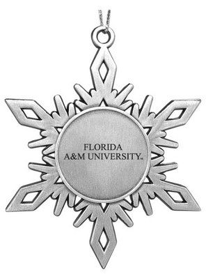 FAMU Our Favorite HBCU, Divine Nine and African American Ornaments