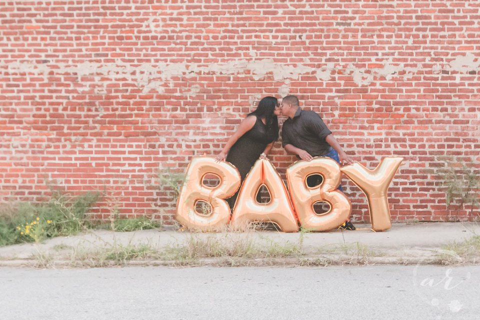 pregnant-5-960x640 Baby Love with Tar Heel State Charm
