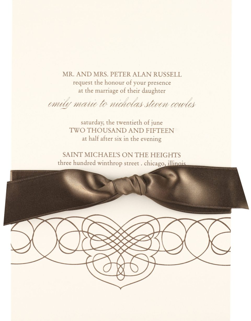 657413-kee-ddp-z-invite-960x1226 Sophisticated Wedding Stationery and Tips