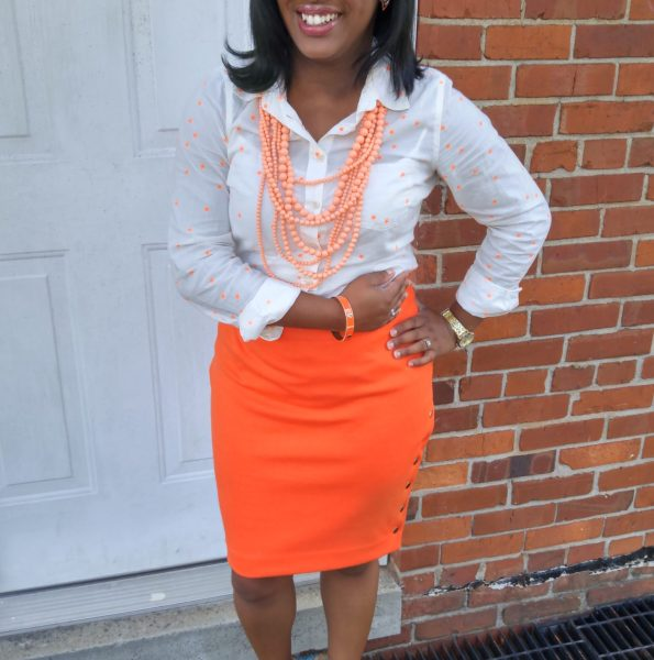 South Carolina Belle with Eclectic Prep Style 3