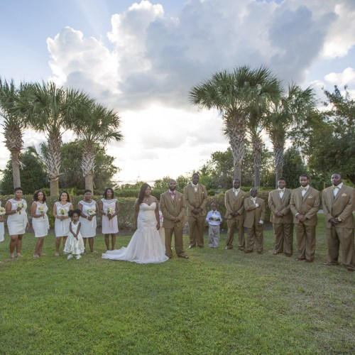 Mount Pleasant, SC Wedding with Southern Style 27