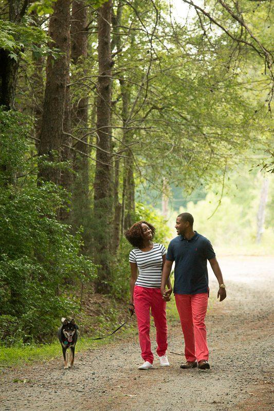 Raquel-Jeremy-E-Sess-FbFriendly-5 Hometown Charlotte Engagement