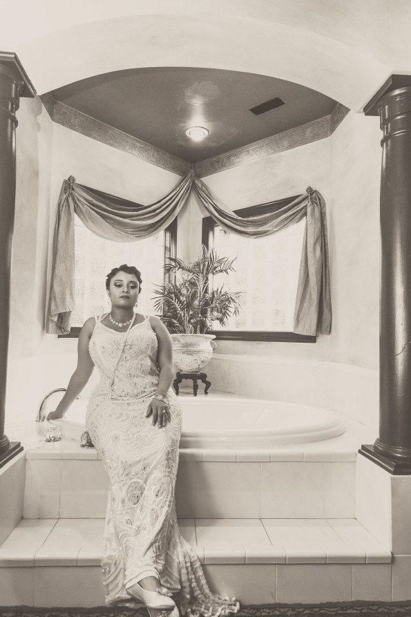 Tish-Jahmaal-429-Edit-595x893 Tishre and Jahmaal's 1920's Art Deco themed Wedding