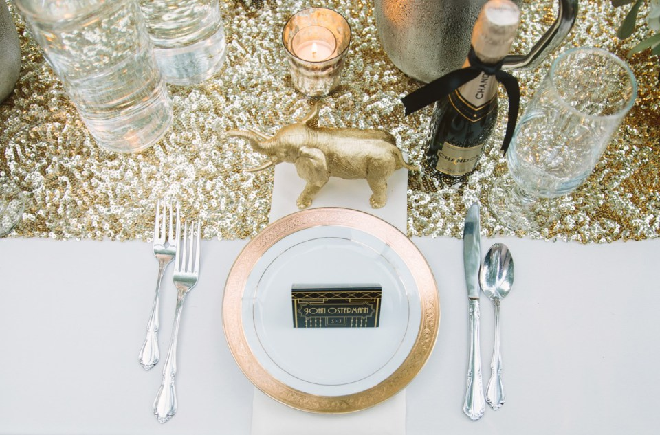 metallic_The-Grays-Photography-960x633 2016 Wedding Trends a Black Southern Belle Can't Resist