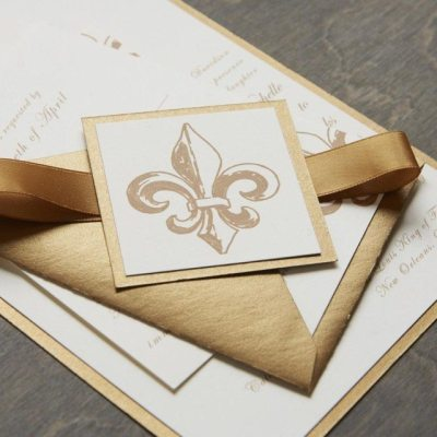 Put it on Paper: NOLA Belle Creates Elegant Stationery 4