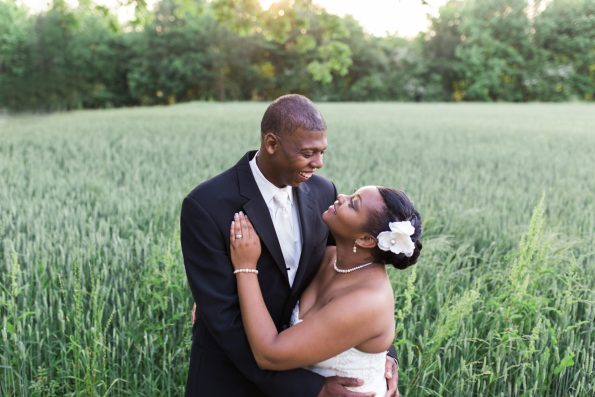 Dwight-and-Kalithia-971-595x397 Raleigh Couple Combines Talents for Unique Wedding Business