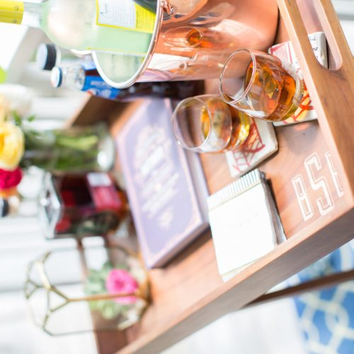 Monograms and Mixed Drinks : Hosting as a Black Southern Belle 27