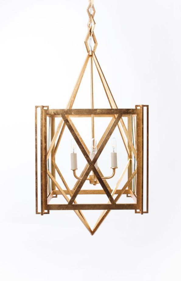 Hassell-Lantern-2-595x923 Southern Inspired Home Decor Line with a touch of Modern