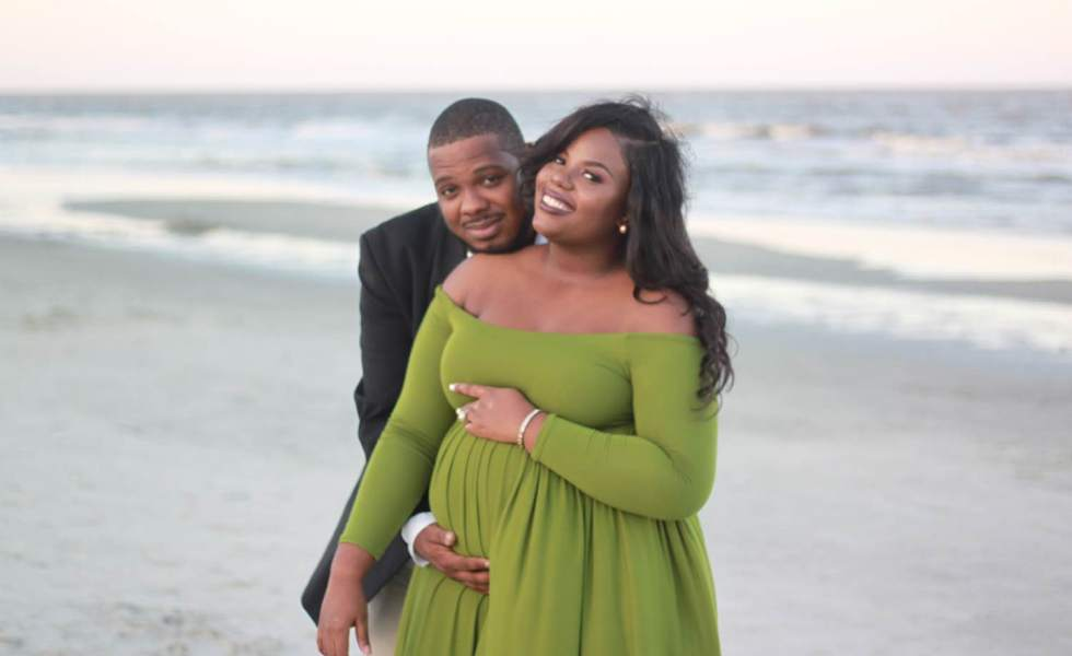 Jekyll Island, GA Maternity Shoot Inspiration 1
