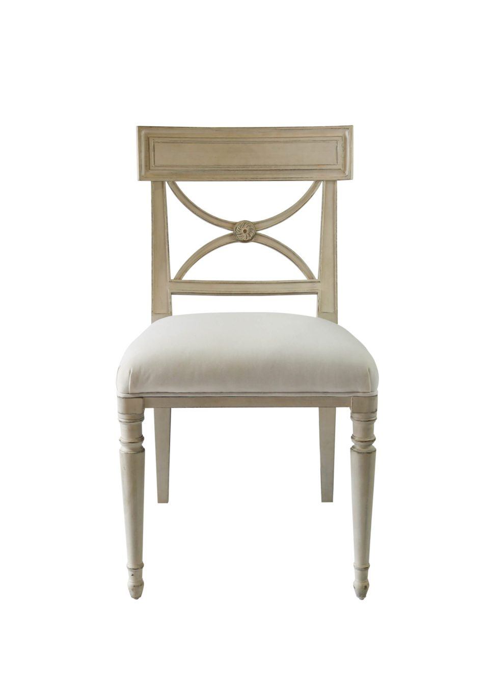 Aria Dining Chair Front View copy