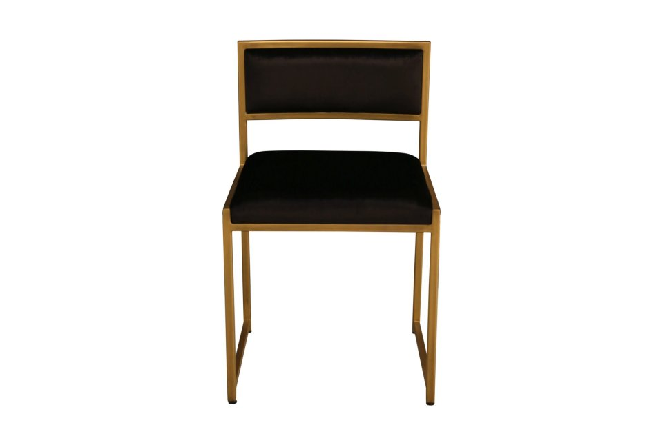 Carlyle Brass Side Chair copy
