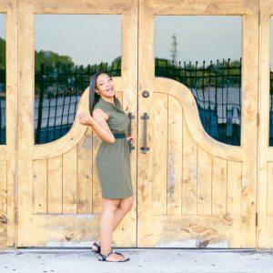 Savannah Sweetheart's Senior Shoot 6