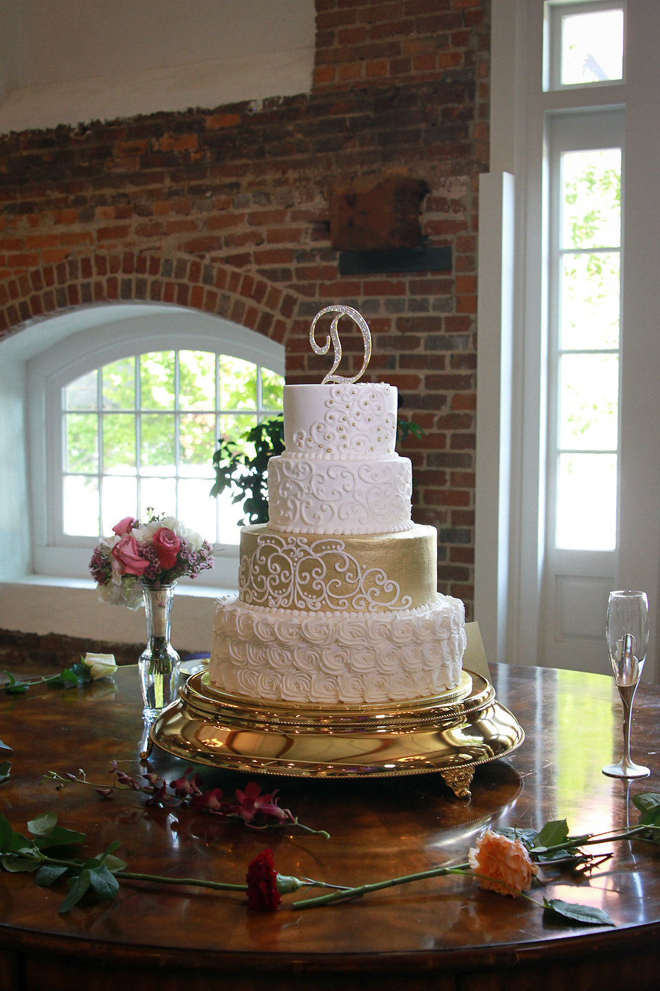 204-960x1440 Southern Inspired, Greensboro, NC Wedding