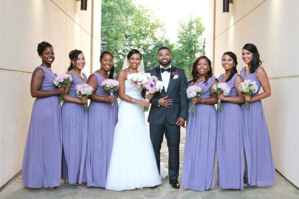 582-595x397 Southern Inspired, Greensboro, NC Wedding
