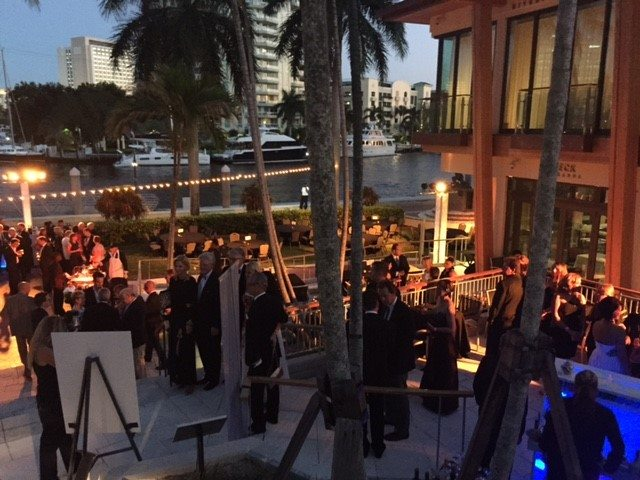 ISS-Super-Yacht-Gala-2014 Tips for Florida Weddings from Riverwalk A&E District Fort Lauderdale